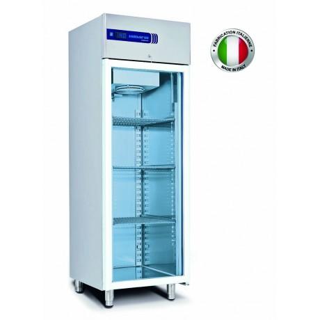 Armoire réfrigérée inox (-2°,+8°C) 600 L