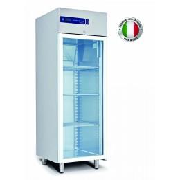 Armoire réfrigérée inox (-2°,+8°C) 700 L