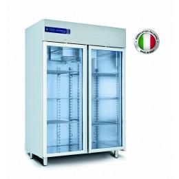 Armoire réfrigérée vitrée (-2°,+8°C) 1200 L