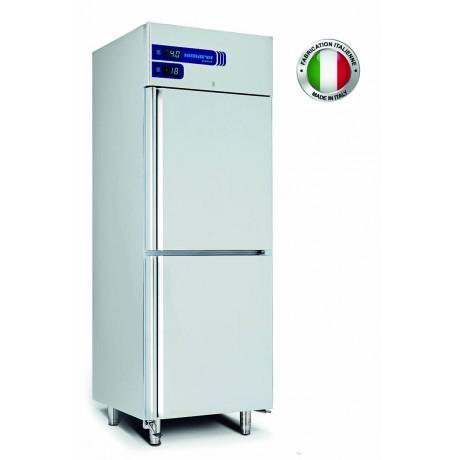 Armoire réfrigérée inox (-15 -22/-15 -22°C)