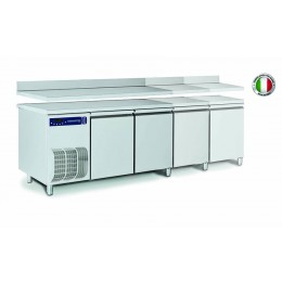 Table réfrigérée (-2 +8°C) 600 L