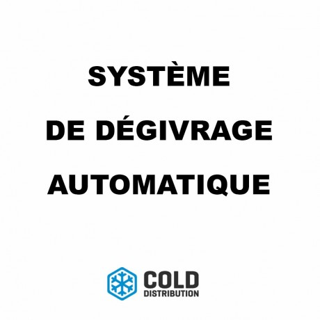 Système de dégivrage automatique IL2500