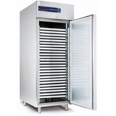 Armoire réfrigérée inox (-2 +10°C) 700 L