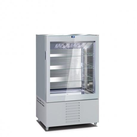 Vitrine réfrigérée (+5 / -20°C) 450 L