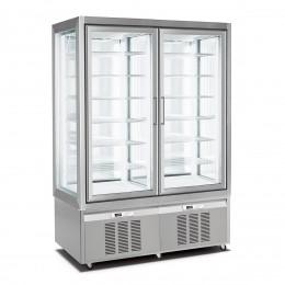 Vitrine réfrigérée négative 840 L