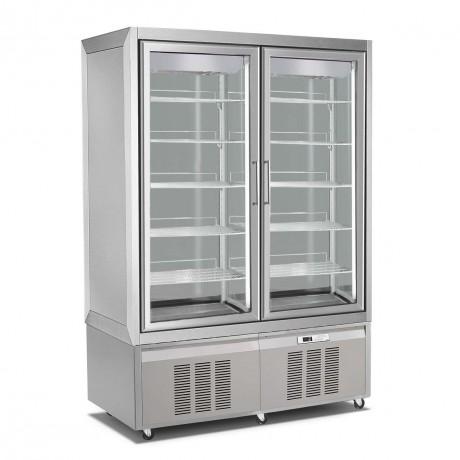 vitrine r frig r e 2 15 c 850 l. Black Bedroom Furniture Sets. Home Design Ideas