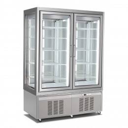 Vitrine réfrigérée (-2 / +15°C) 850 L