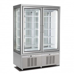 Vitrine réfrigérée (-2 / +15°C) 840 L