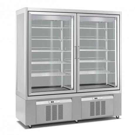 Vitrine réfrigérée (-2 / +15°C) 1200 L