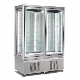 Vitrine réfrigérée positive 850 L