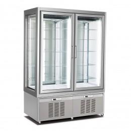 Vitrine réfrigérée positive 840 L