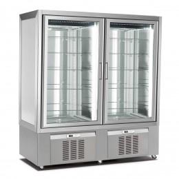 Vitrine réfrigérée positive 1200 L