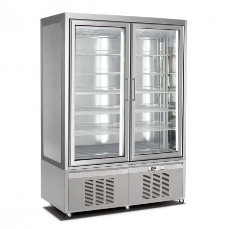 Vitrine réfrigérée (+5/-20 °C) 850 L