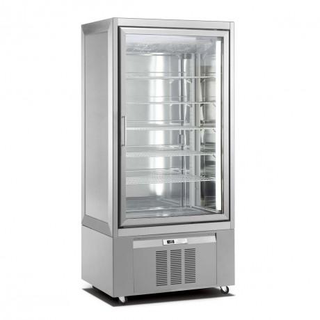 Vitrine réfrigérée (+5/-20 °C) 600 L