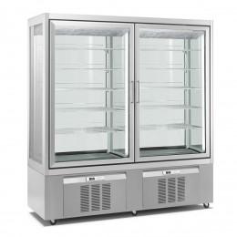 Vitrine réfrigérée (+5/-20 °C) 1200 L