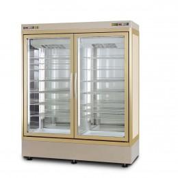 Vitrine réfrigérée (+5/-20 °C) 1500 L