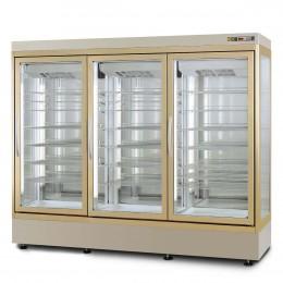 Vitrine réfrigérée (+5/-20 °C) 2400 L