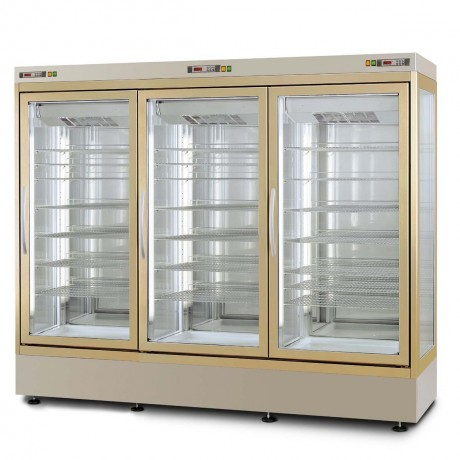 Vitrine réfrigérée (+5/-25 °C) 2250 L