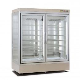 Vitrine réfrigérée (+5/-25 °C) 1900 L