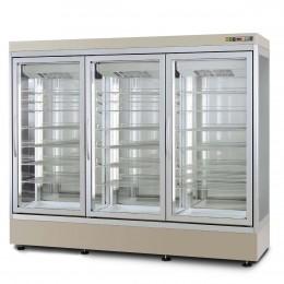 Vitrine réfrigérée (+5/-25 °C) 2950 L