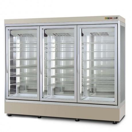 Vitrine réfrigérée (+5/-25 °C) 2850 L