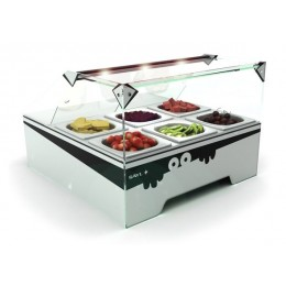 Vitrine d'exposition Topping Box Mini