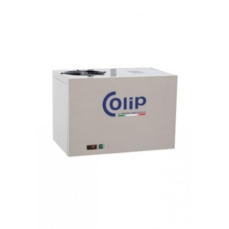 Système de refroidissement de l'eau avec grand stockage