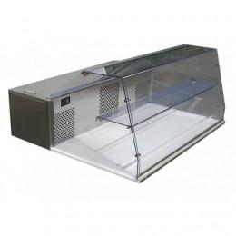 Etal de marché 140 réfrigéré démontable