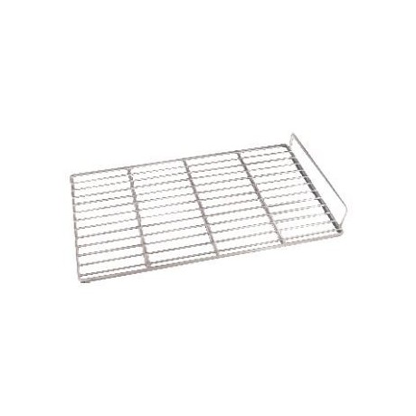 Grille rilsanisée 333x430 mm pour gamme snacking (P-600 mm)