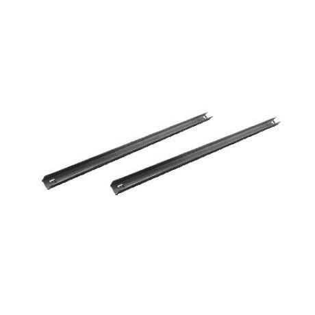 Paire de glissières en U pour gamme saladette, L-550 mm (P-700 mm)