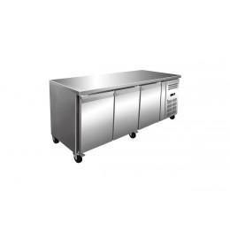 Table réfrigérée négative Gastro 2 Portes