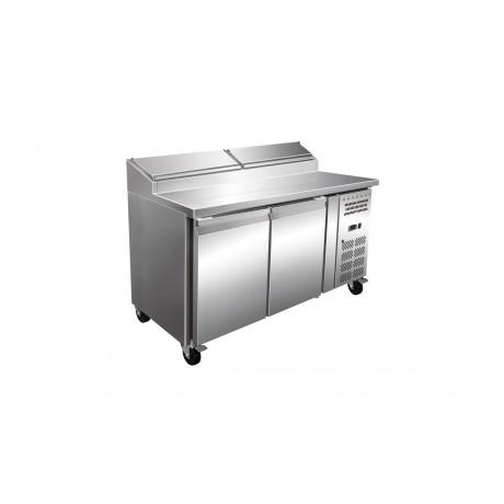 Table réfrigérée à Sandwich 2 Portes P800