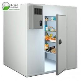 Chambre froide négative 2.88 m³