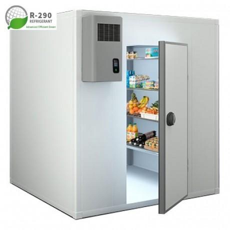 Chambre froide négative 5,28 m³