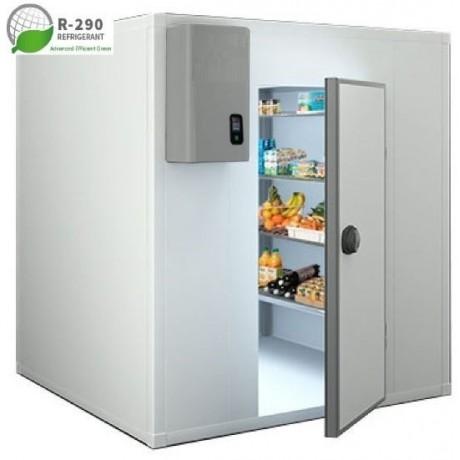 Chambre froide restaurant positive 6,40 m³