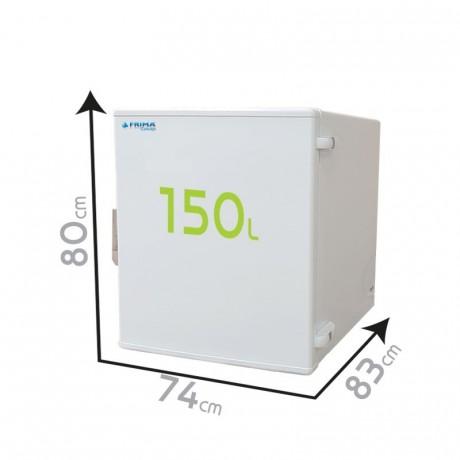 Caisson réfrigéré 150 Litres