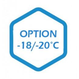 Option -18/-20°C