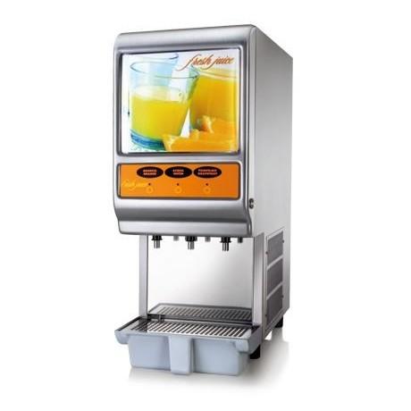 Distributeur de boissons fraiches 2 Saveurs + eau / 3 Litres