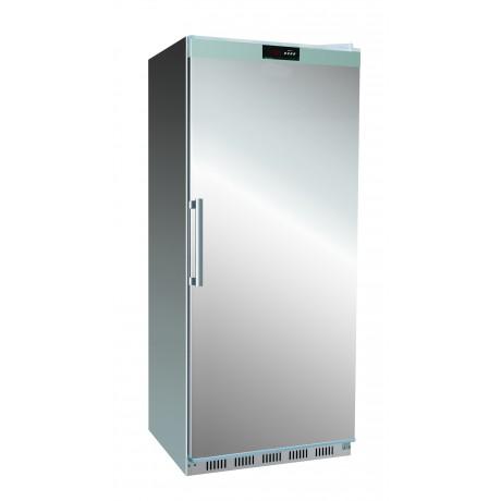 Armoire réfrigérée Inox portes pleines 600 Litres