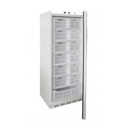 Armoire réfrigérée blanche 600 Litres avec 13 paniers