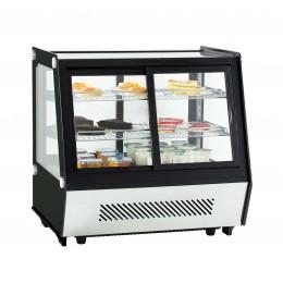 Armoire à dessert double portes 125L