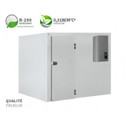 Chambre Froide Positive Modular 75 mm