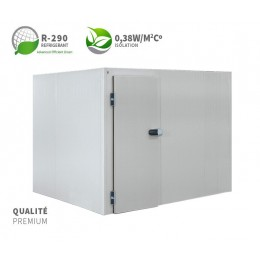 Chambre Froide Négative Modular 2,53 m³ ICI