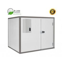 Chambre Froide Positive Universal 2,91m³ (60 mm d'épaisseur)