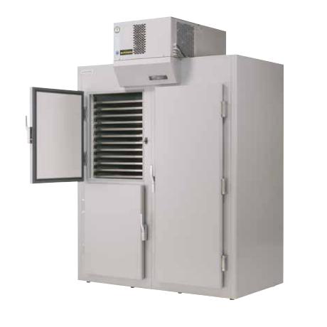 Armoire modulaire démontable pour produits réfrigérés - 2 portes
