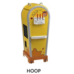 Machine à glace italienne Hoop