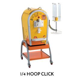 Machine à glace italienne 1/4 click Hoop