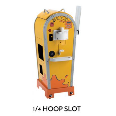 Machine à glace italienne 1/4 click slot