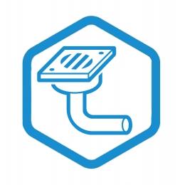 Système de drainage de l'eau