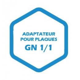 Adaptateur pour plaques GN 1/1